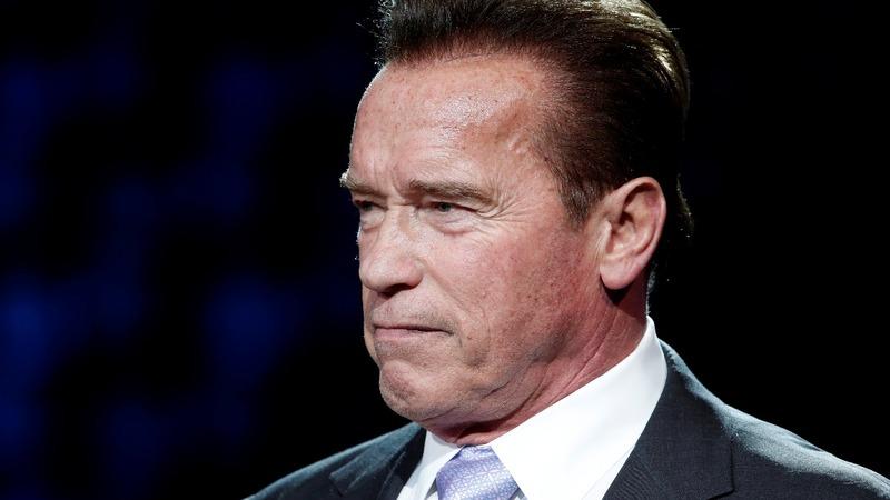 Schwarzenegger recovering after emergency open-heart surgery