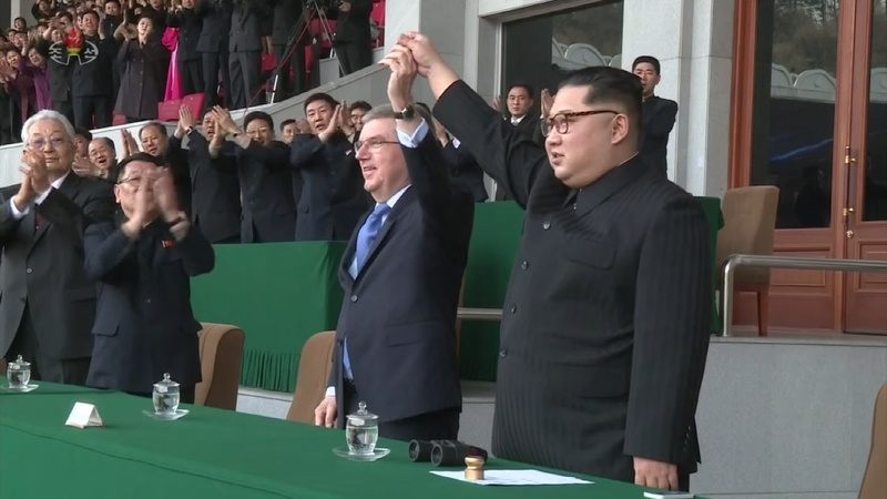 North Korea will take part in next two Olympics: IOC