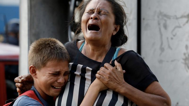 Venezuelans demand answers after deadly jail fire