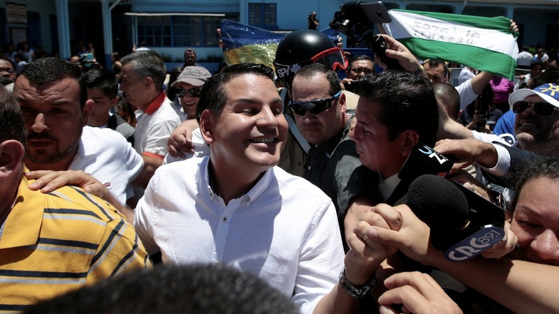 Costa Rica votes in runoff fought over gay rights