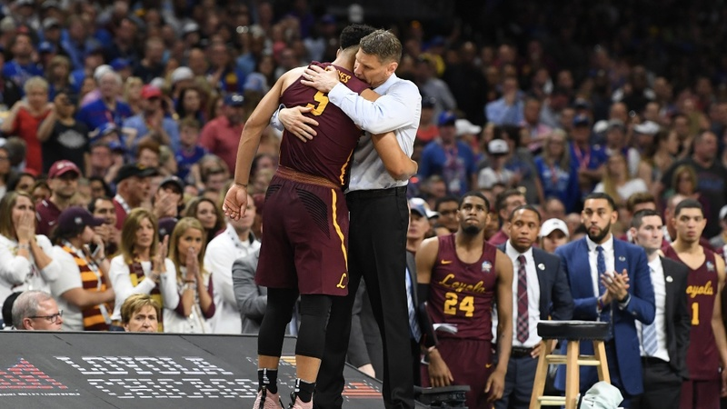 Loyola-Chicago's NCAA dream run ends