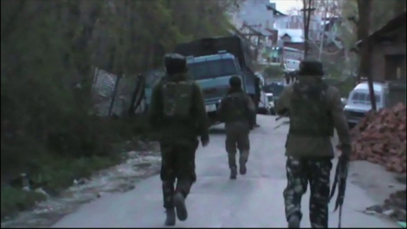 Violence in Kashmir leaves at least 20 dead in a day