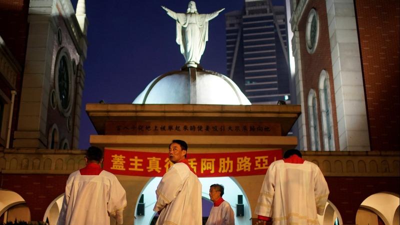 A looming Vatican deal divides one China parish