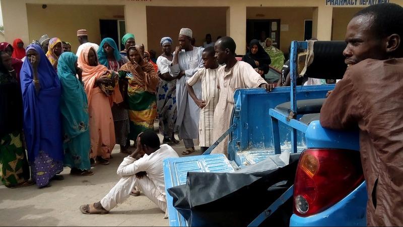 Boko Haram atttack kills at least 15 in Nigeria