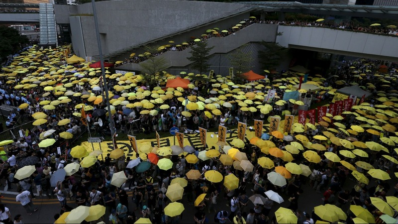 Soul searching for Hong Kong's democracy movement