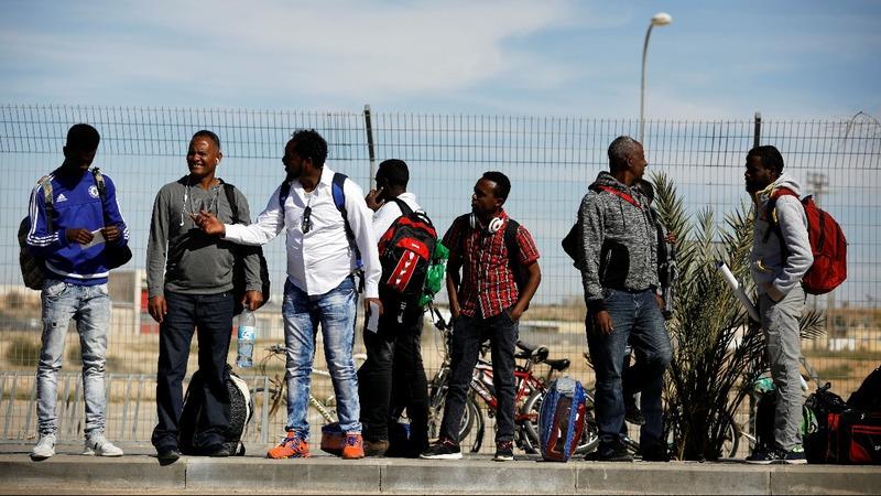 Israel's Netanyahu scraps African migrant relocation deal