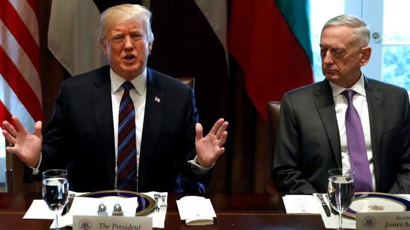 VERBATIM: Trump vows to militarize the border