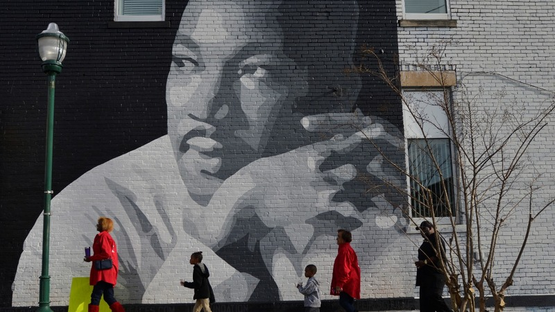 50 years after MLK: 'We're not going back'