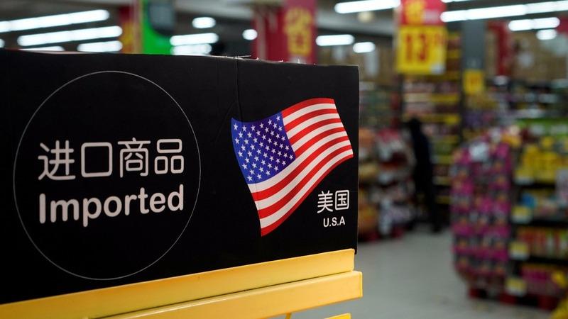Beijing hits back at U.S. trade tariffs