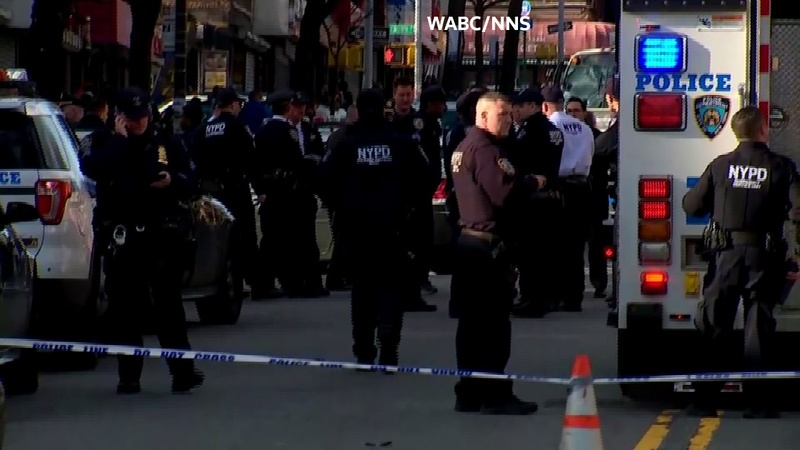 NYPD fatally shoot man with a pipe after reports of a gun