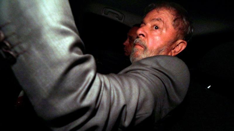 Brazil's ex-president loses bid to avoid jail