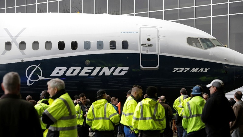 China's tariffs spell turbulence for Boeing