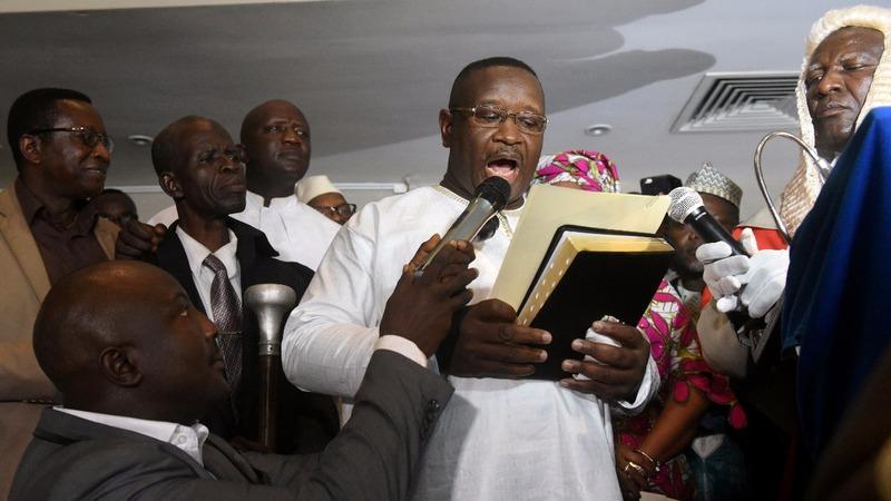 Former coup leader elected president of Sierra Leone
