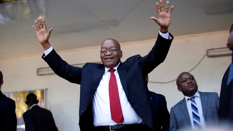 South Africa's Zuma 'innocent until proven otherwise'