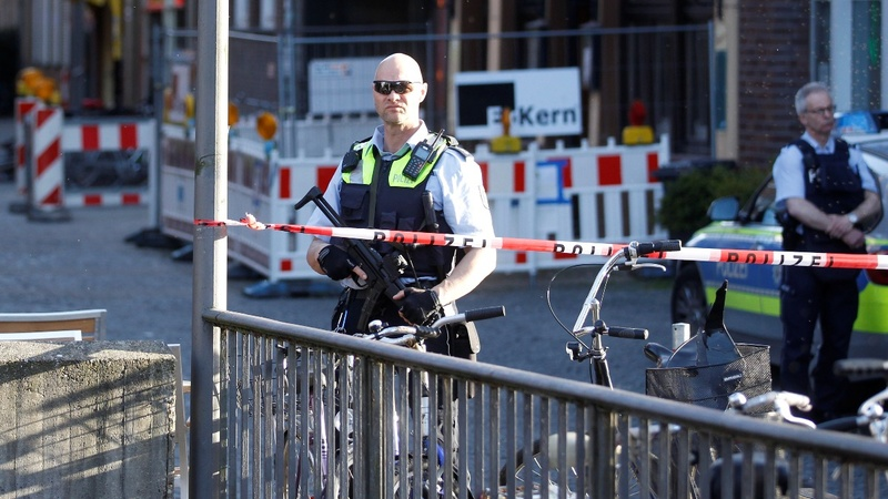 Muenster van attacker was known to police