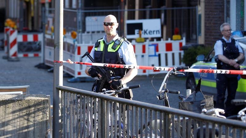 Muenster van attacker was known to police