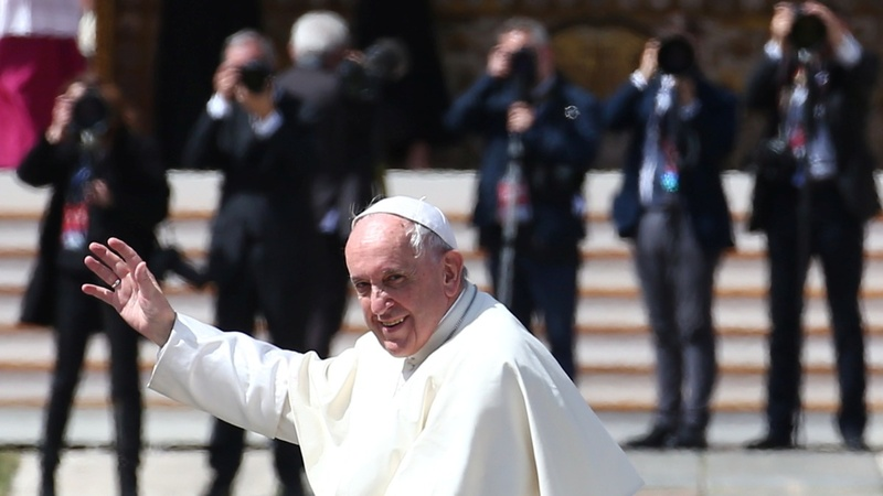 Pope challenges abortion-fixated faithful