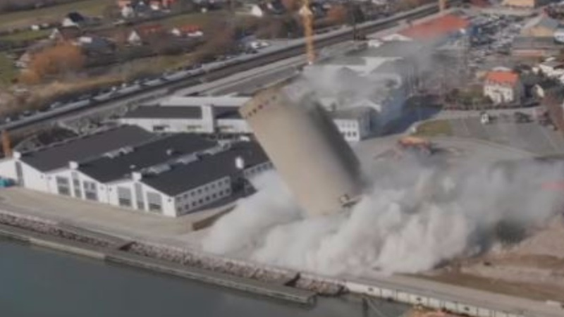 INSIGHT: Danish demolition goes awry