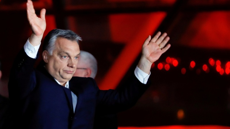 Hungary plans migrant crackdown after PM victory