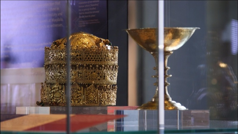 London museum may return Ethiopian loot - on loan