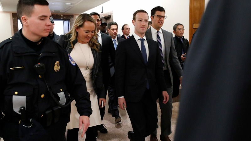Facebook searches for a friend on Capitol Hill