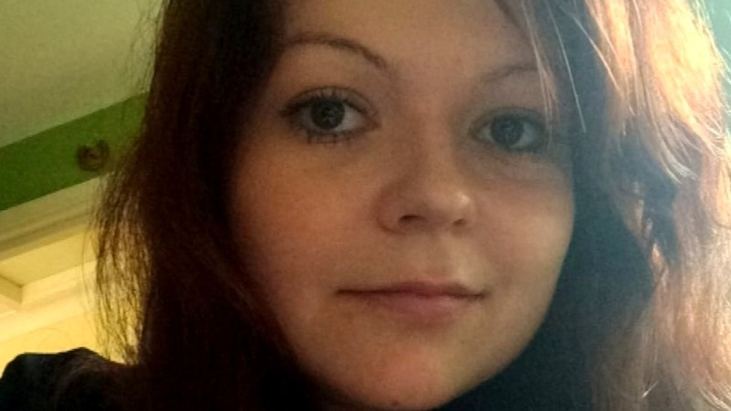 Yulia Skripal released from the hospital