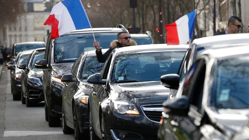 Uber loses EU case in further legal setback