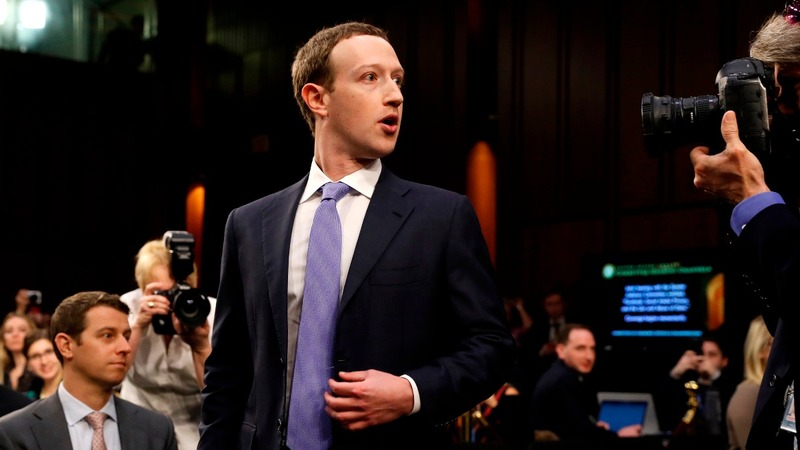 Facebook CEO exits Senate testimony with few scars