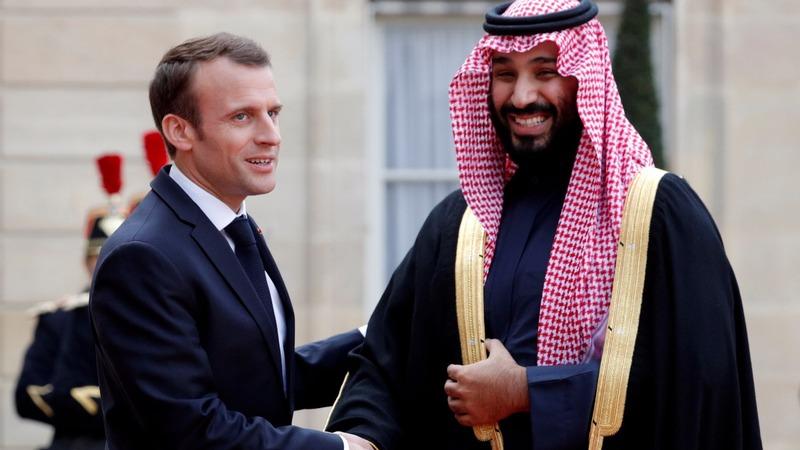 France signs up for Saudi tourism megaproject