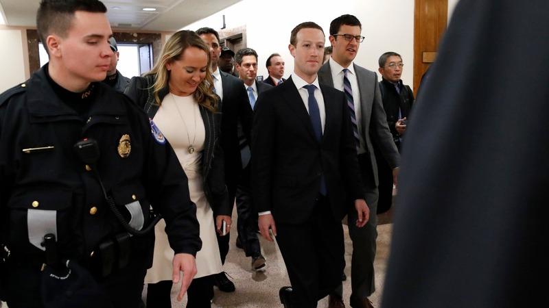 VERBATIM: 'I'm responsible for what happens here'- Zuckerberg