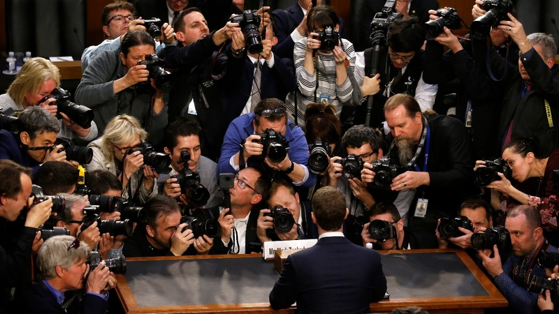 VERBATIM: Zuckerberg says Facebook is working with Mueller's office