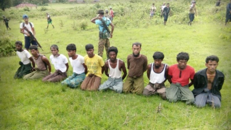 Myanmar soldiers sentenced for Rohingya massacre