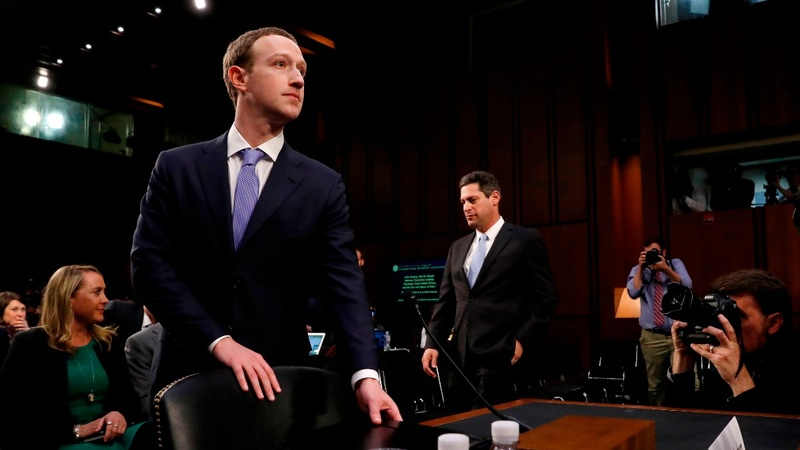 Zuckerberg faces questions over Myanmar hate speech