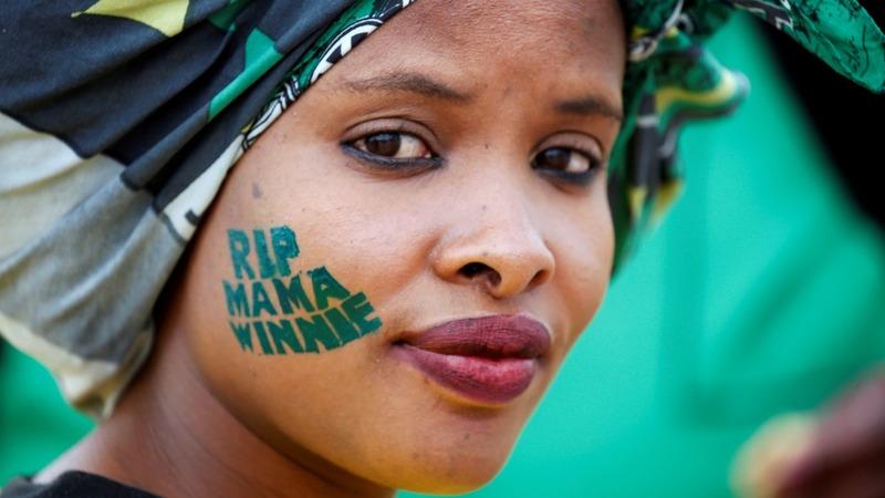 INSIGHT: Winnie Mandela memorial service held