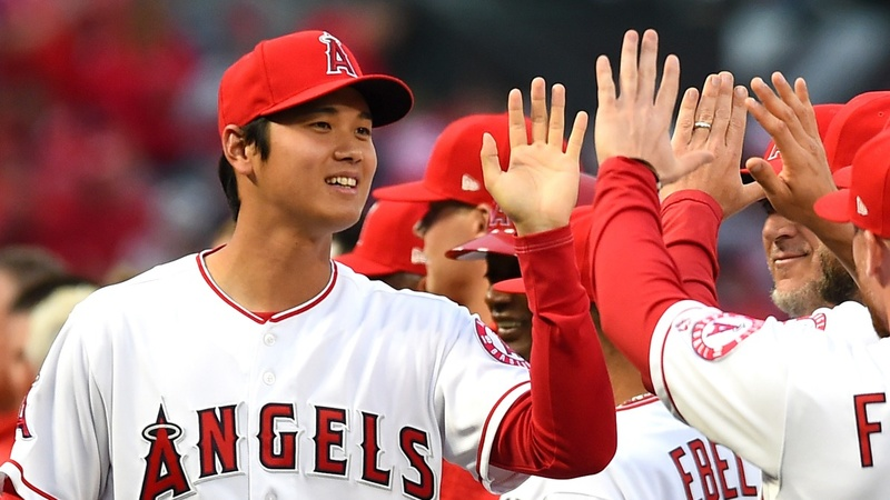 Japan's Ohtani makes early splash in MLB