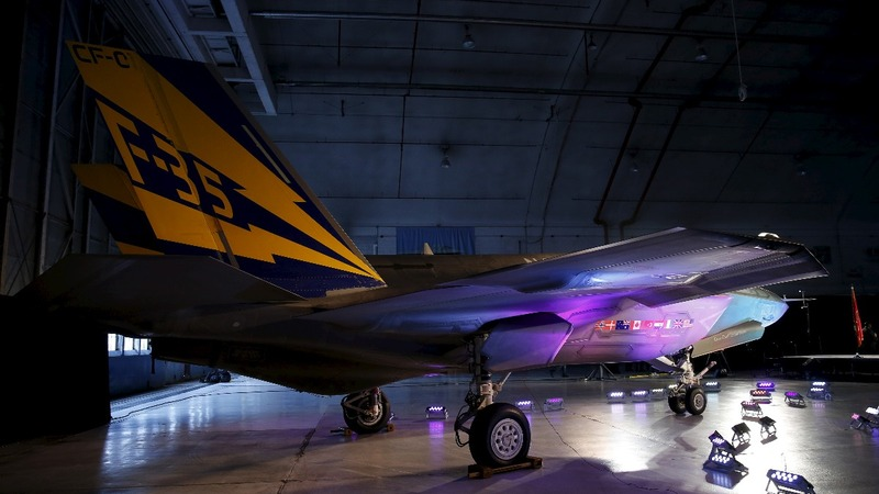 Exclusive: Pentagon stops accepting F-35 jets from Lockheed