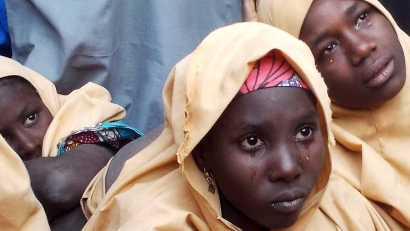 1,000 children taken by Nigeria's Boko Haram since 2013