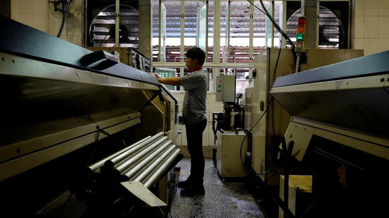 Fears of a U.S. trade war rise in China's factories