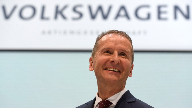 New Volkswagen CEO to steer overhaul