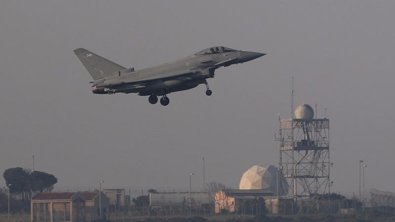 European allies defend Syria strikes