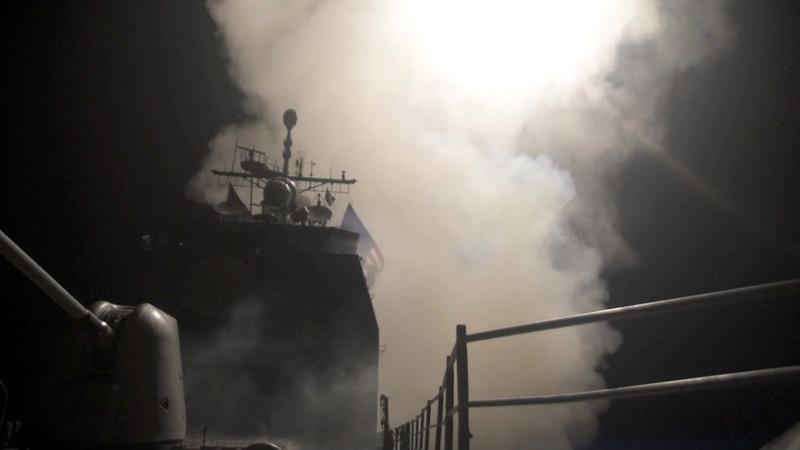 VERBATIM: Pentagon touts success of Syrian airstrikes