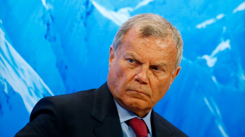 WPP chief executive Martin Sorrell quits