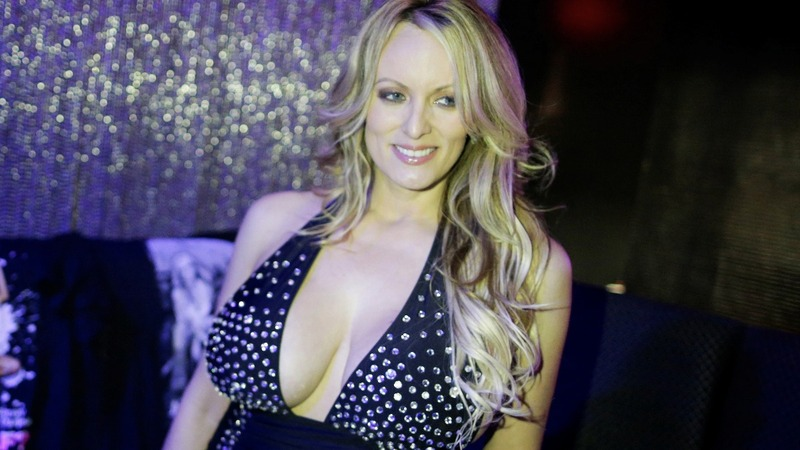 Stormy Daniels to attend Trump lawyer's court hearing