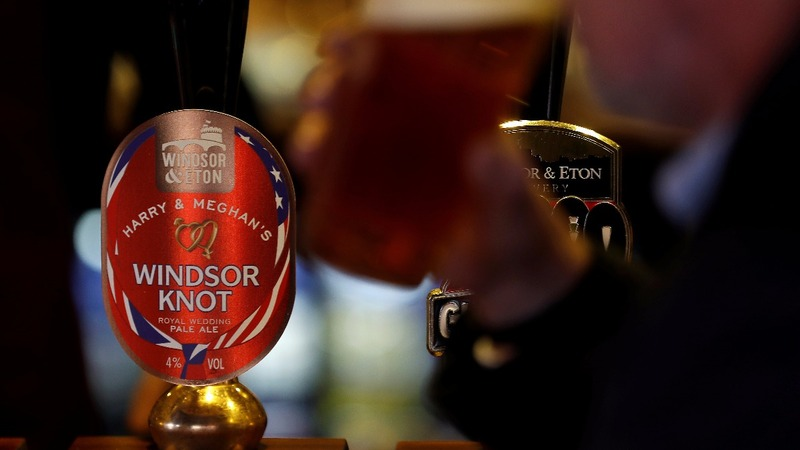 INSIGHT: A special beer for Harry and Meghan