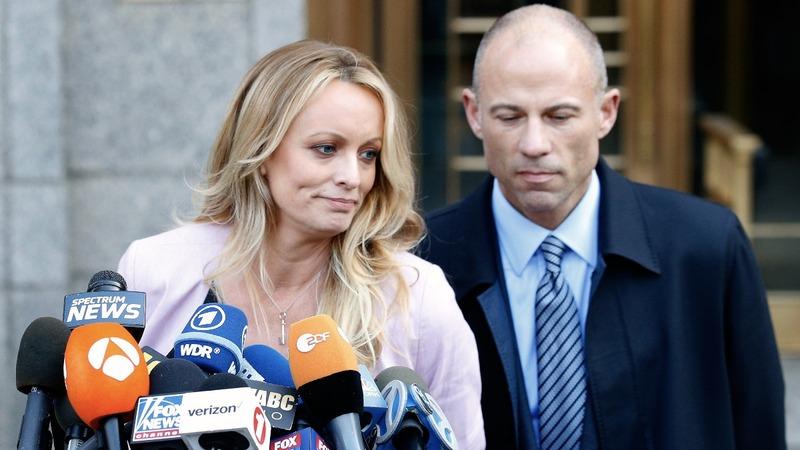 VERBATIM: Michael Cohen is 'radioactive' -Daniels' lawyer