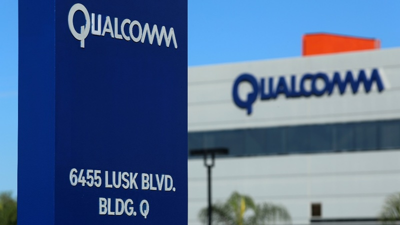 U.S. strike on China's ZTE another blow for Qualcomm