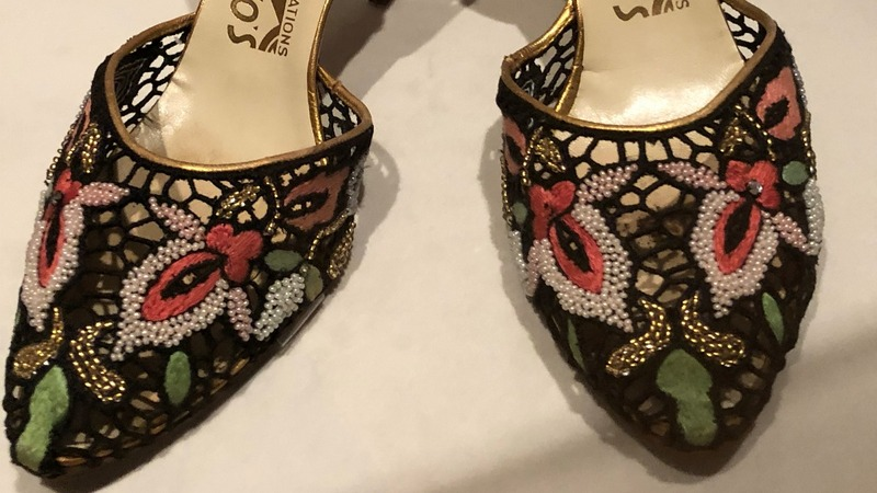 New York exhibit is a shoe-lover's dream come true