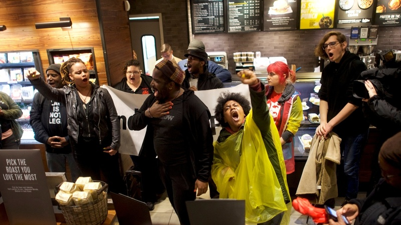 Starbucks to close 8,000 stores for race-sensitivity class