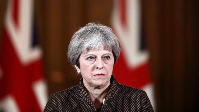 UK prime minister dealt embarrassing Brexit blow