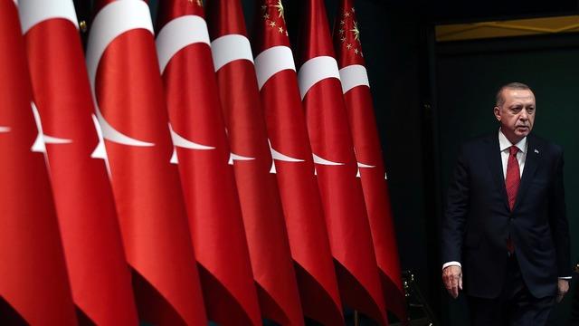 Turkey's Erdogan calls snap election